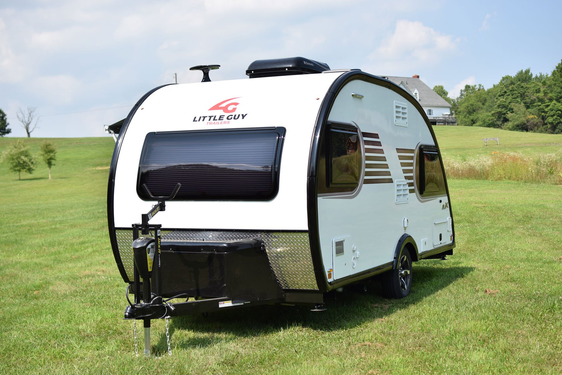 Xtreme Outdoors Little Guy Travel Trailer